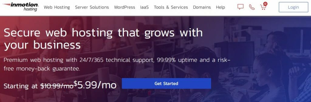 Founded in 2001 in Los Angeles, California, InMotion Hosting has grown into one of the most respected independent web hosting providers in the industry over the course of the past two decades