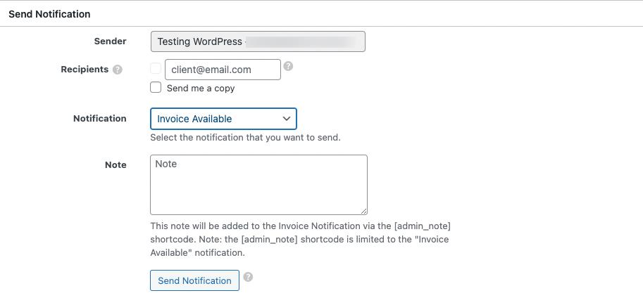 send-notification