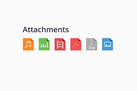 doc attachments